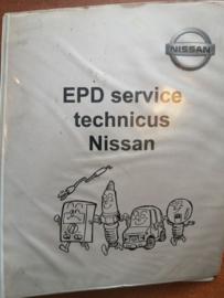Cursusboek '' EPD service technicus Nissan ''
