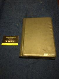 Instructieboekje ''Nissan Micra K11'' OM4D0K11E0E met opbergmap