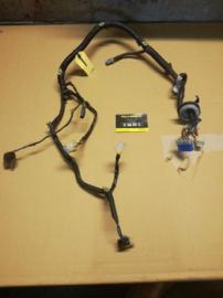 Kabelboom voorportier rechts Nissan Bluebird T72 24125-Q9204