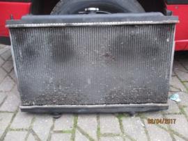 Radiateur met koelventilator Nissan Almera N16