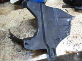 Afdekkap/zijafscherming linksvoor Nissan Almera N15