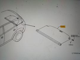 Trekzeil Nissan Qashqai JJ10 84982-BR00A