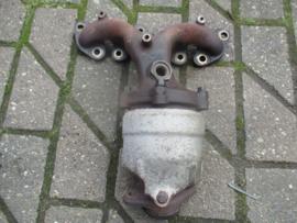 Uitlaatspruitstuk met katalysator Nissan Micra K11 14004-99B10 / B0800-99B01