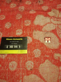 Steekzekering 10A rood Nissan 08941-21000