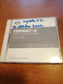 Consult-II Software Update CD-ROM DIAG: AED04C NATS: AEN02C-1