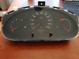 Kilometerteller / cockpit Nissan Micra K11 24810-6F710