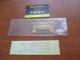 Embleem XE Nissan Sentra 99099-61A10