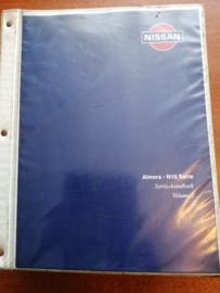 Servicehandboek Almera - N15 serie Volume 2
