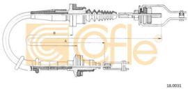 Koppelingskabel Nissan GA16DE/GA16DS 30770-62Y01