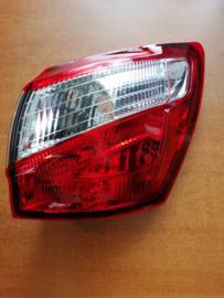 Achterlicht rechts buitenste Nissan Qashqai J10 / JJ10 26554-BR00A