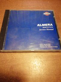 Electronic Service manual '' Model N16 series '' Nissan Almera N16 SM0A00-1N16E0E