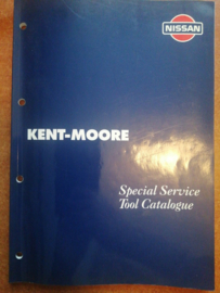 Special service tool catalogue Kent-Moore Nissan NI-CAT-95-E