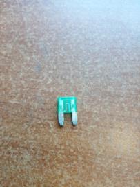 Minizekering 30A groen Nissan 24319-C9930