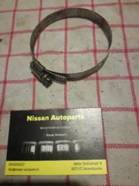slangklem luchtfilterhuis naar gasklephuis Nissan 16439-73C01