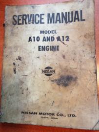 Service manual '' Model A10 & A12 engine '' SM1E-0A12G0