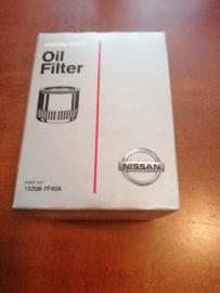 Motoroliefilter Nissan Terrano2 R20 15208-7F40A
