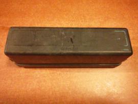 Afdekkap relaiskast Nissan 100NX B13 24382-73Y00 (onleesbaar)