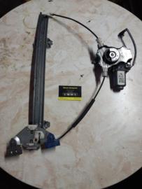 Raammechanisme met motor linksvoor Nissan Almera N16 80700-BM605