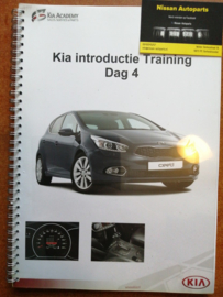 Kia introductie training Dag 4 Kia Cee'd