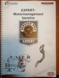 Kia EXPERT motormanagement benzine training