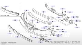 Voorbumper Nissan Primera P12 62022-AU340