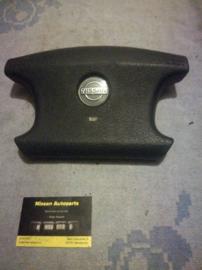 Claxondeel stuurwiel Nissan Sunny N14 48420-63C00