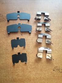 Hardware-kit remklauw achteras Nissan 44080-58Y25 B13/ N14/ W10
