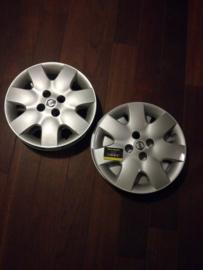 Sierdoppenset 15 inch Nissan Micra K12 40315-AX700