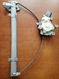 Raammechanisme linksvoor Nissan Micra K12 80701-AX615 (3-deurs)