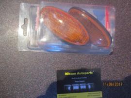 Zijknipperlicht in spatbord Nissan Micra K11 26160-6F600