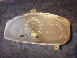 Kilometerteller / cockpit Nissan Micra K11 24810-6F700