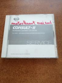Consult-II Software Update CD-ROM DIAG: AED06B/ AFD06B/ ASD06B/ EGD06B/ EID06B