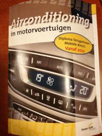 Cursusboek '' Airconditioning in motorvoertuigen'' Innovam