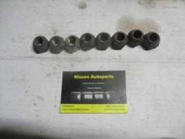 Wielmoerset (16-stuks) M12 X 1,25 Nissan 40224-21001