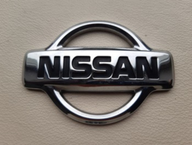 Motorkapembleem Nissan Almera N16 62890-BM400 Origineel.