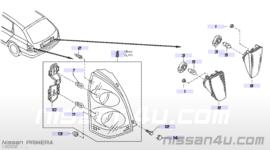 Achterlicht rechts Nissan Primera P12 Wagon 26550-AU400