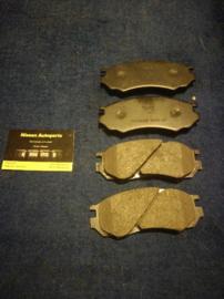 Remblokset vooras Nissan 41060-54C87 B13/N14/N15/P10