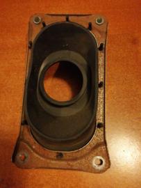 Afdekplaat versnellingspookgat Nissan 74965-50C00 B13/ N14/ P10/ Y10