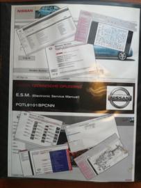Cursusboek '' E.S.M (Electronic Service Manual) '' PQTL9101ANLNL