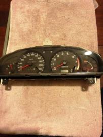 Kilometerteller/cockpit Nissan Almera N15 24810-1N063 Toerenteller defect