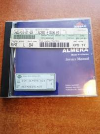 Electronic Service manual '' Model N16 series '' Nissan Almera N16 SM1E00-1N16E0E
