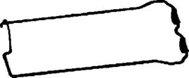 Kleppendekselpakking Nissan Micra K11 11270-41B01