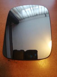 Spiegelglas links Nissan Terrano2 R20 96366-0F000 onverwarmd