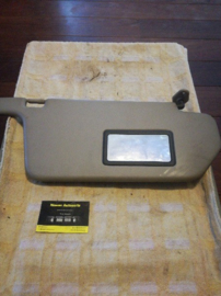 Zonneklep bijrijderskant Nissan Bluebird T72 96400-Q9206