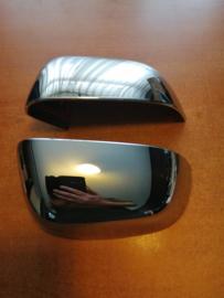 Chromen spiegelkappenset Nissan Micra K12 SV7 / Nissan Micra K13 KE960-1H000