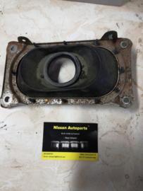 Afdekplaat schakelpookgat Nissan Almera N16 74965-BM400