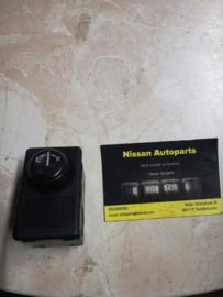 Schakelaar spiegelverstelling Nissan 25570-BM400