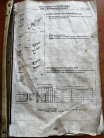 Werkplaatshandboek '' Nissan Primera P10 / W10 ''