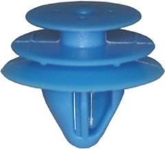 Bevestigingsclip blauw interieurpaneel Nissan 01553-09131