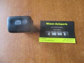 Schakelaar achterruitverwarming Nissan Sunny N14 25350-62C00